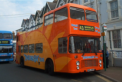 504 - WDL655 - Sandown (High St) - 20.4.03