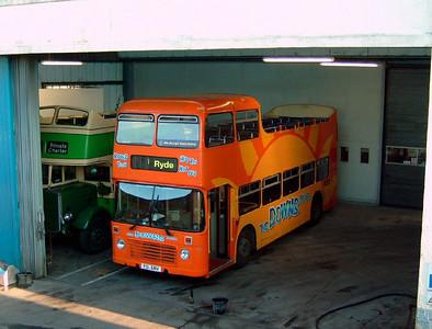 681 - FDL681V - Ryde depot - 8.8.07