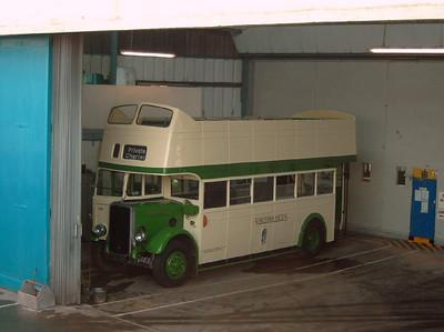 602 - CDL889 - Ryde depot - 26.10.07