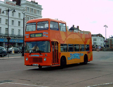 681 - ODL447 - Ryde (bus station) - 3.8.05