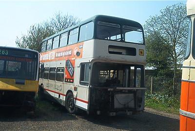 684 - DPX684W - Ryde depot - 20.4.03