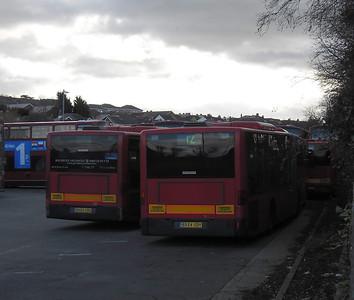 2910 - BX54UDY - Ryde (depot) - 21.1.12