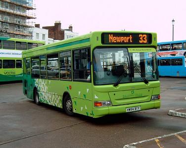 3317 - HW54BTY - Ryde (bus station) - 22.7.06