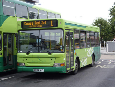 3324 - HW54BUO - Newport (bus station) - 5.8.08