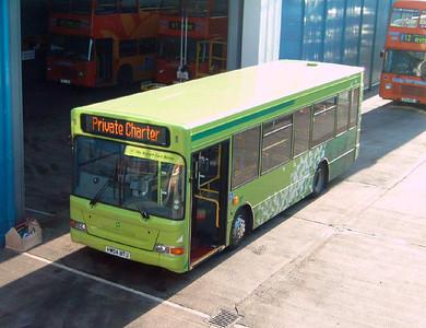 3314 - HW54BTU - Ryde (depot) - 3.8.05
