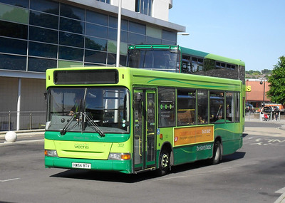 3315 - HW54BTV - Newport (bus station) - 3.6.11