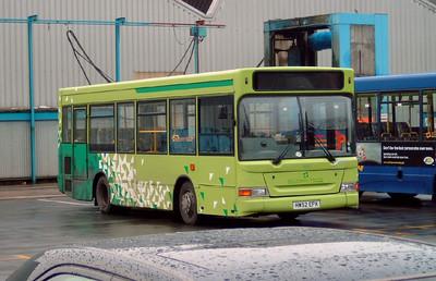 3301 - HW52EPX - Ryde (depot) - 10.2.07
