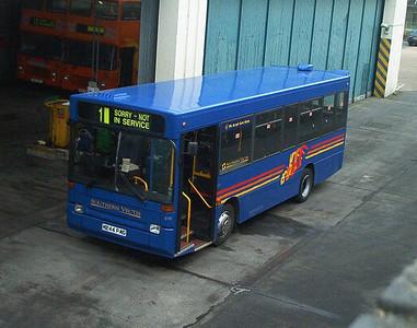 819 - K244PAG - Ryde depot - 6.3.04
