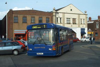 813 - N813PDL - Newport (bus station) - 30.10.03
