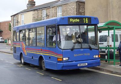 813 - N813PDL - Ryde (George St) - 5.8.08