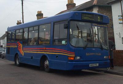 810 - N810PDL - Oakfield (nr Ryde) - 16.2.04