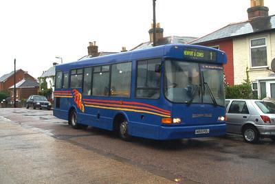815 - N815PDL - Oakfield - October 2003