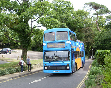 4638 - R738XRV - Shanklin (Old Village) - 6.8.08