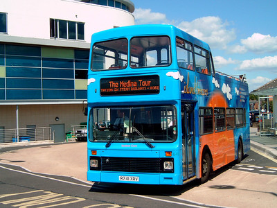 4641 - R741XRV - Newport (bus station) - 8.8.07