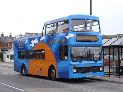 4637 - R737XRV - Shanklin (Languard Rd) - 6.8.08