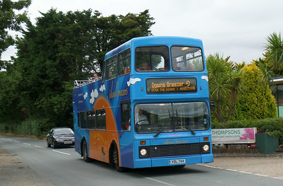 4641 - VDL744 - Newbridge (Amazon World) - 5.8.14