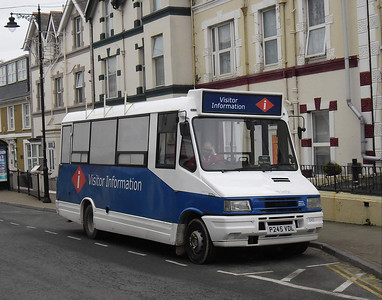 045 - P245VDL - Sandown (High St) - 13.2.12