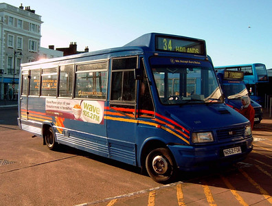 262 - N262FOR - Ryde (bus station) - 13.11.04