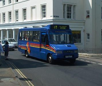 256 - K713UTT - Ryde (St Thomas's Square) - 19.6.04