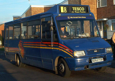 262 - N262FOR - Oakfield (nr Ryde) - 17.1.04