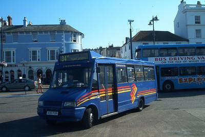 261 - N261FOR - Ryde depot - October 2003