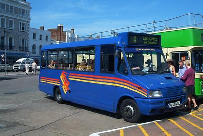 247 - P247VDL - Ryde (bus station) - 21.7.03