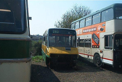 263 - L936KSG - Ryde depot - June 2003
