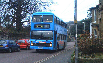 742 - K742ODL - Ryde (Star St) - November 2002