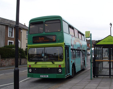 739 - K739ODL - Shanklin (Languard Rd) - 6.8.08