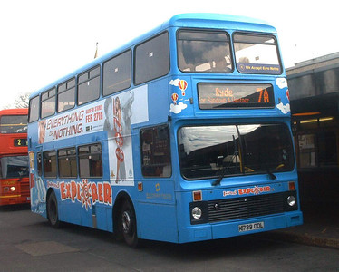 739 - K739ODL - Newport (old bus station) - 6.3.04