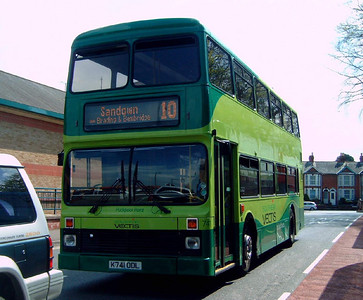 741 - K741ODL - Newport (Church Litten) - 29.4.06