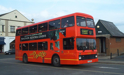 743 - K743ODL - Newport (bus station) - 30.10.03