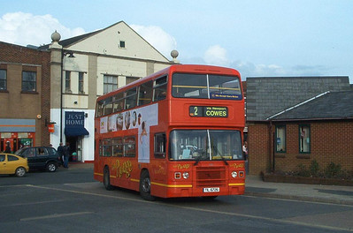 726 - TIL6726 - Newport (bus station) - 30.10.03