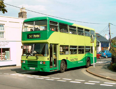 719 - TIL6719 - Bembridge - 9.8.07