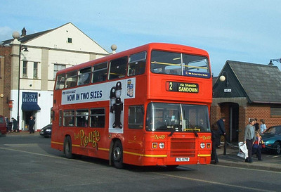 719 - TIL6719 - Newport (bus station) - 30.10.03