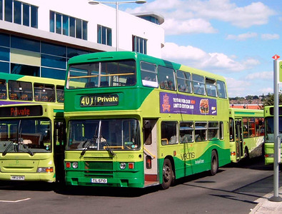 710 - TIL6710 - Newport (bus station) - 8.8.07
