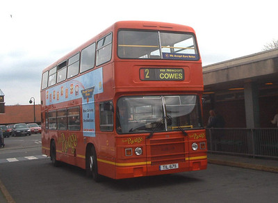 711 - TIL6711 - Newport (bus station) - 6.3.04