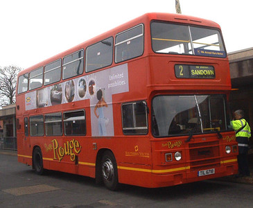 718 - TIL6718 - Newport (bus station) - 16.2.04