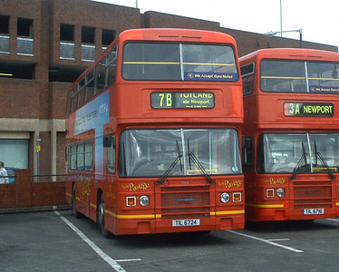 724 - TIL6724 - Newport (bus station) - 6.3.04