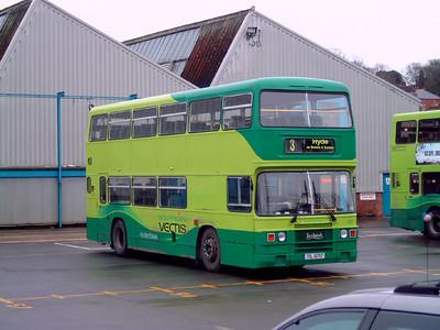 717 - TIL6717 - Ryde (depot) - 10.2.07