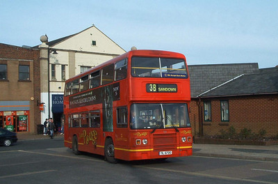 720 - TIL6720 - Newport (bus station) - 30.10.03