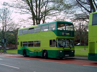 726 - TIL6726 - Newport (Church Litten) - 29.4.06