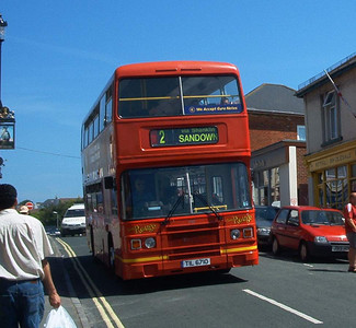 710 - TIL6710 - Shanklin (town centre) - 12.7.03