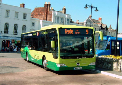 454 - HW07CXU - Ryde (bus station) - 9.8.07