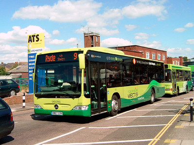 455 - HW07CXV - Newport (South St) - 8.8.07