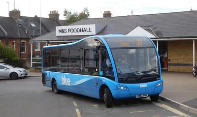 3804 - HW62CGO - Cowes (Carvel Lane)