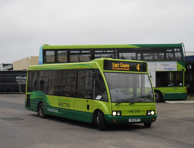 2621 - R621NFX - Ryde (bus station) - 21.1.12