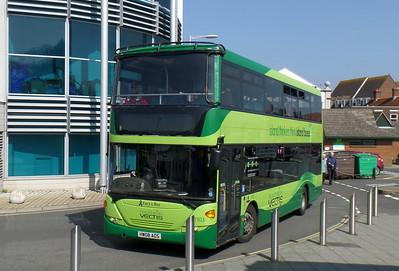 1103 - HW08AOS - Newport (bus station)