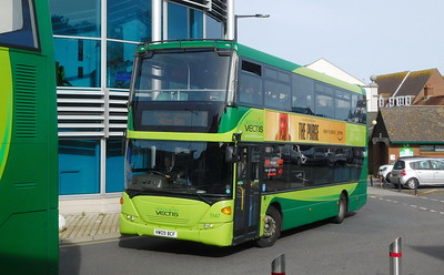 1147 - HW09BCF - Newport (bus station)