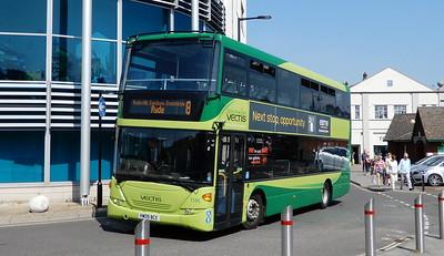 1146 - HW09BCE - Newport (bus station)